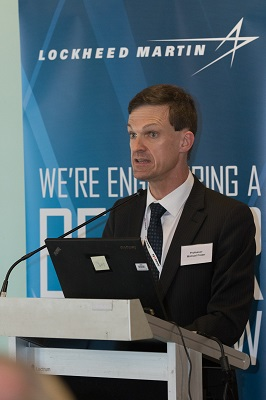 Lockheed Martin seminar, Old Parliament House, Canberra ACT, 9th November, 2016, Photos by Geoff Comfort